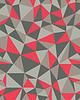 Vektor Cliparts: Nahtlose Dreiecksmuster