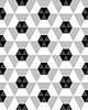 Seamless geometric pattern   向量插图