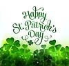 Glücklicher Heiliges Patricks Tag Hintergrund