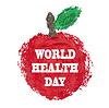 Векторный клипарт: Всемирный день здоровья