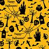 nahtlose Halloween
