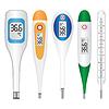 Elektronische Thermometer