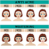 Kosmetik und Make-up