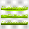 Three kinds of grass
