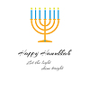 Happy Hanukkah Tag