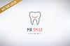 Zahn-Logo-Vorlage. Gesundheit, Medizin und Zahnarzt