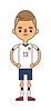 Fußball Mannschaftssport Fußball-Spieler-Gruppe