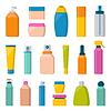 Blank Verpackungsbehälter Dummy-Sammelflasche