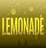 Векторный клипарт: лимонада желтый текст пузыри абстрактный логотип