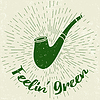 St. Patricks Day-Design-Elemente