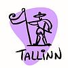 Tallinn Hauptstadt von Estland