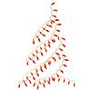 Weihnachtsbaum der Elektro-Kranz gemacht