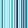 Blue pastel stripes seamless pattern | 向量插图