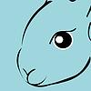 Vektor Cliparts: Kaninchen Tiercartoon