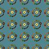 Vektor Cliparts: Helle Varicolored nahtlose Muster Hintergrund