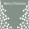 Vektor Cliparts: Weihnachtskarte Hintergrund