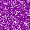 Векторный клипарт: Фон Рождественские снежинки