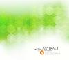 abstrakter geometrischen Hintergrund. Vorlage Broschüre
