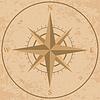 sehr schöne alte Kompass