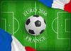 Euro 2016-Konzept