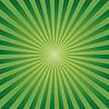 Weinlese-abstrakten Hintergrund Explosion grünen Strahlen
