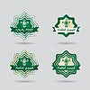 Logo für Halal-Restaurant oder halal-Shop