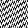 Бесшовные монохромный узор угловая линия | Векторный клипарт