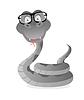 Векторный клипарт: Змея