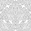 Ethnic line seamless pattern | Stock Vector Graphics