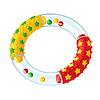 Векторный клипарт: погремушка кольцо