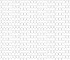 Grau Sechseck Gitter nahtlose Muster