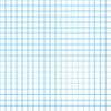 Vektor Cliparts: Fünf Millimeter Raster Cyan Farbe nahtlose Muster