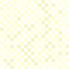 Gelbe karierte Muster. Nahtlose quadratischen Hintergrund