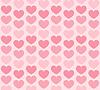Vektor Cliparts: Herz-Hintergrund. Rose nahtlose Liebe Muster