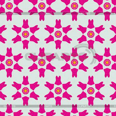 섬유 귀여운 추상 네온 여성 패턴 | 벡터 클립 아트 |ID 5115293