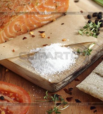 Salt stock photos and vektor eps clipart cliparto 4 for Salt cured fish