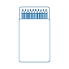 Vector clipart: Pencil Box Icon